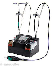 NASE-1B JBC Tools Nano Station, Soldering and Nano Tweezers