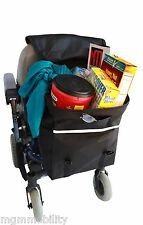 Diestco Power Wheelchair Scooter Grocery Shopping Bag Monster Bag B1113