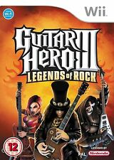 Guitar Hero 3 Legends Of Rock | Game for Nintendo Wii & Wii U- 1st Class Deliver