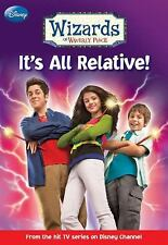 Wizards of Waverly Place #1: It's All Relative!