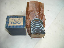 """LAND ROVER SERIES I (ONE) MAIN BEARINGS -0.030"""" 1955-1958 VP 271 (M3158) NOS NEW"""
