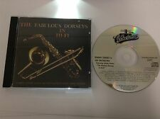 The Fabulous Dorseys in Hi-Fi 1998 by Dorsey Brothers CD