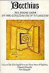 Boethius: The Poems from On the Consolation of Philosophy-ExLibrary