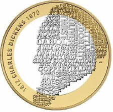2012 £2 CHARLES DICKENS 200 ANNIVERSARY TWO POUND COIN HUNT 23/32 RARE 2 c