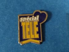 pins pin  media revue special tele