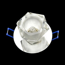 G9 soffitto Luxury CRYSTAL Downlight Faretto A Incasso Impianto