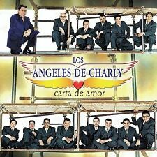 Carta De Amor by Los Angeles de Charly (CD,Brand New Factory Sealed !