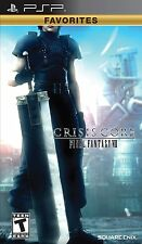 Crisis Core: Final Fantasy VII 7 [PlayStation Portable PSP, Action RPG] NEW