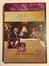 Benny Him ~ with Eric Braverman, MD ~ Become a Younger You DVD This is Your Day!