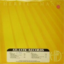 HERBIE MANN 'YELLOW FEVER' US IMPORT LP PROMO COPY