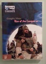 discovery channel classics GENGHIS KHAN : RISE OF THE CONQUERER  DVD