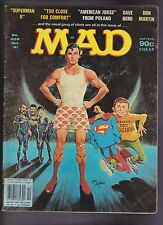 "Vintage ""MAD"" Magazine #226 October 1981 Alfred E Neuman BB"
