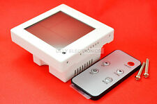 High-end Touch Screen Smart Home Air System Controller Detects CO2 VOC