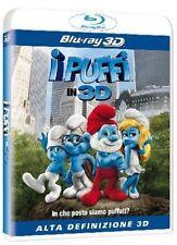 Blu Ray I PUFFI 3D *** Edizione solo 1 Disco ***.....NUOVO ...OFFERTISSIMA