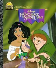 Disney's the Hunchback of Notre Dame (Little Golden Book)