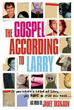 "The Gospel According to Larry, Janet Tashjian, ""AS NEW"" Book"