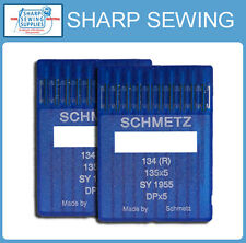 20 SCHMETZ 135X7 14/90 LOCKSTITCH NEEDLES 135X5, DPX5, 134 (R)