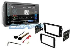 "NEW SOUNDSTREAM 6.2"" BLUETOOTH CAR STEREO W/ USB/AUX INPUTS & DASH KIT & HARNESS"