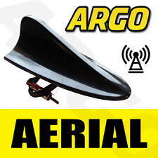 BLACK SHARK FIN CAR ANTENNA AERIAL CELICA AURIS PRIUS