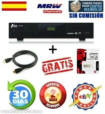 RECEPTOR SATELITE IRIS 9700 HD 02 WIFI + PENDRIVE USB KINGSTON 16GB + CABLE HDMI