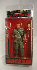 GRINDHOUSE S.1 ARMY SOLDIER Action Figure NECA 18cm Planet Terror