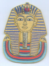 Ancient Egypt Egyptian Royal King Tut Pharaoh Dynasty RA Symbol Kingdom Patch