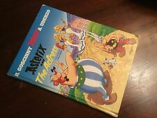 Asterix and the Actress Albert Uderzo Hardback Book Comic Style Ex Library