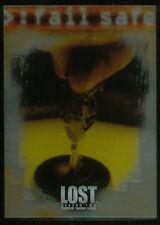 """LOST SEASON 2 (Inkworks/2006) """"FAIL SAFE"""" FOIL CASE LOADER CARD #CL1"""