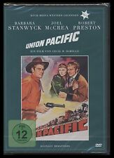 DVD WESTERN LEGENDEN 4 - UNION PACIFIC - BARBARA STANWYCK + JOEL McCREA * NEU *