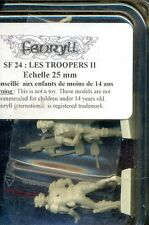 FENRYLL 1  BLISTER SF24 LES TROOPERS 2
