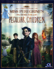 Miss Peregrine's Home for Peculiar Children (Blu-ray 3D + Blu-ray) / Region A **