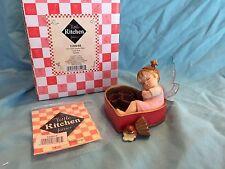 """My Little Kitchen Fairies """"CHOCOLATE DREAMS FAIRIE"""" 2004"""