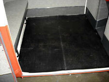 VW TYPE 2 BUS 1955-1979 CENTER CARGO AREA FLOOR MAT KOMBI DELUXE MICROBUS BULLI