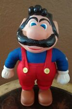 Nintendo 1989 Super Mario Bros. Doll Toy Figure by Applause