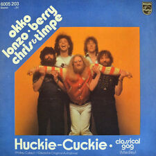 "7"" OKKO LONZO BERRY CHRIS & TIMPE Huckie-Cuckie JUDGE DREAD Hokey Cokey SKA 1982"