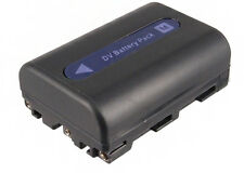 Premium Battery for Sony NP-QM50, NP-FM50, DCR-TRV8K, CCD-TRV428, DCR-PC9 NEW