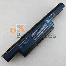 9Cell 7800mAh Battery For Acer Aspire 7551 5742Z 5749 5750 5750G 5755 AS10D56