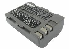 UK Battery for NIKON D200 EN-EL3e 7.4V RoHS