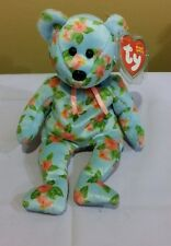 Ty Beanie Baby CINTA the Asia Pacific Exclusive Bear, Retired & New