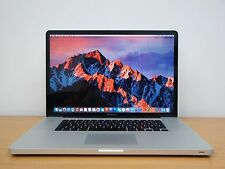 Apple MacBook Pro 17 (Late 2011) Top Spec, Core i7 2.5GHz 8GB 750GB VGC Warranty