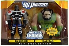 DC Universe Darkseid & Kalibak 2 Pack Justice League Unlimited JLU Figures