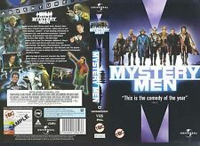 Mystery Men, Janeane Garofalo Video Promo Sample Sleeve/Cover #11305