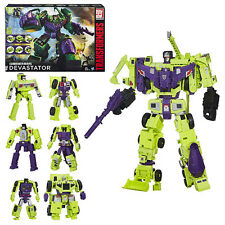 DEVASTATOR, Transformers CONSTRUCTICONS Generations, COMBINER WARS! **IN STOCK**