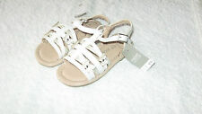 Next Size 5 WHITE BUTTERFLY SANDALS *BNWT* New Shoes Summer Toddler Girls