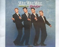 CD WET WET WET popped in souled out GERMAN 1987 EX