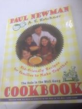 Paul Newman Kid Friendly Recipes Cookbook Hardcover Cook Book Hole In The Wall