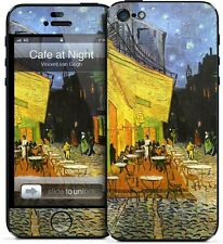 Gelaskin Gelaskins iPhone 5 Vincent van Gogh Cafe At Night