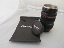 Caniam Retractable EF24-70mm 1:1 f/4L IS USM Camera Lens Mug