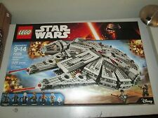Lego Star Wars 75105 Millennium Falcon New and Sealed