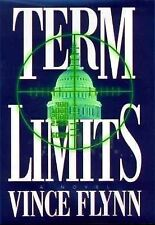 Term Limits by Vince Flynn (1998, Hardcover)